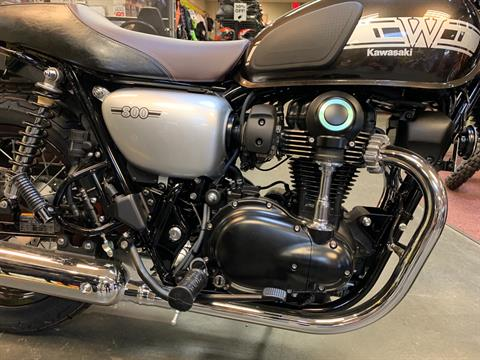 2019 Kawasaki W800 Cafe in Petersburg, West Virginia - Photo 7