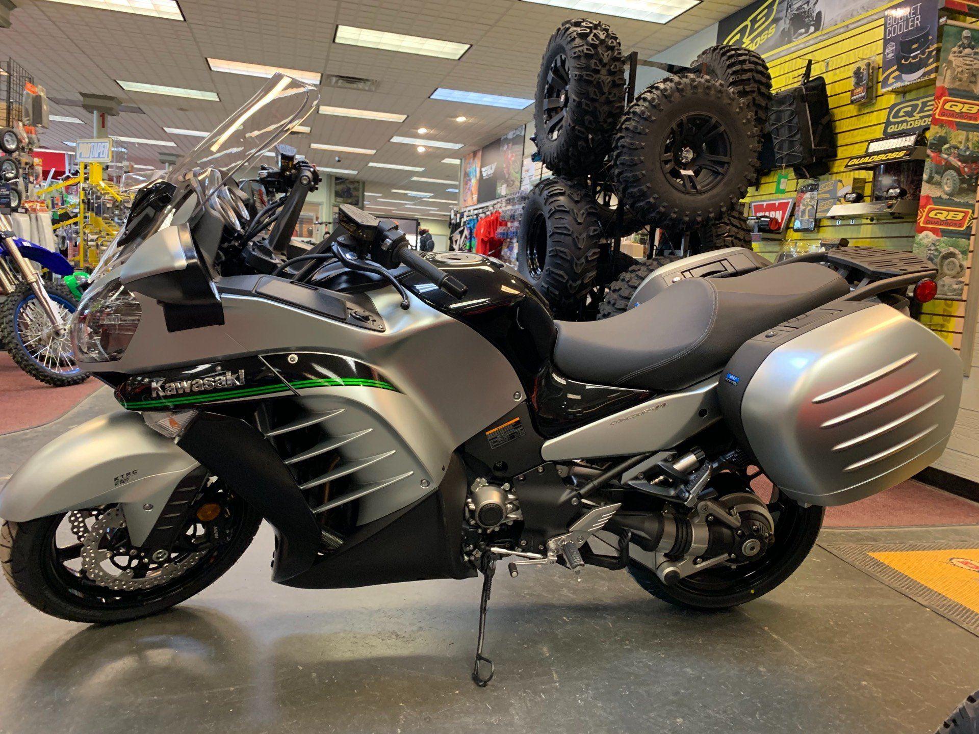2019 Kawasaki Concours 14 ABS in Petersburg, West Virginia