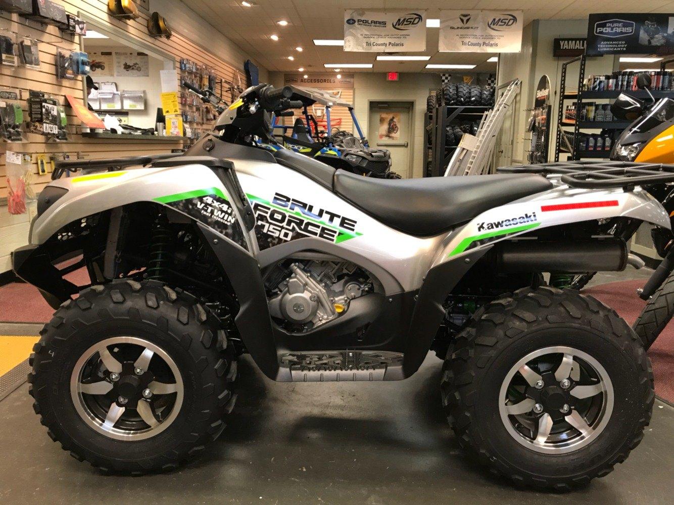 2019 Kawasaki Brute Force 750 4x4i EPS for sale 36