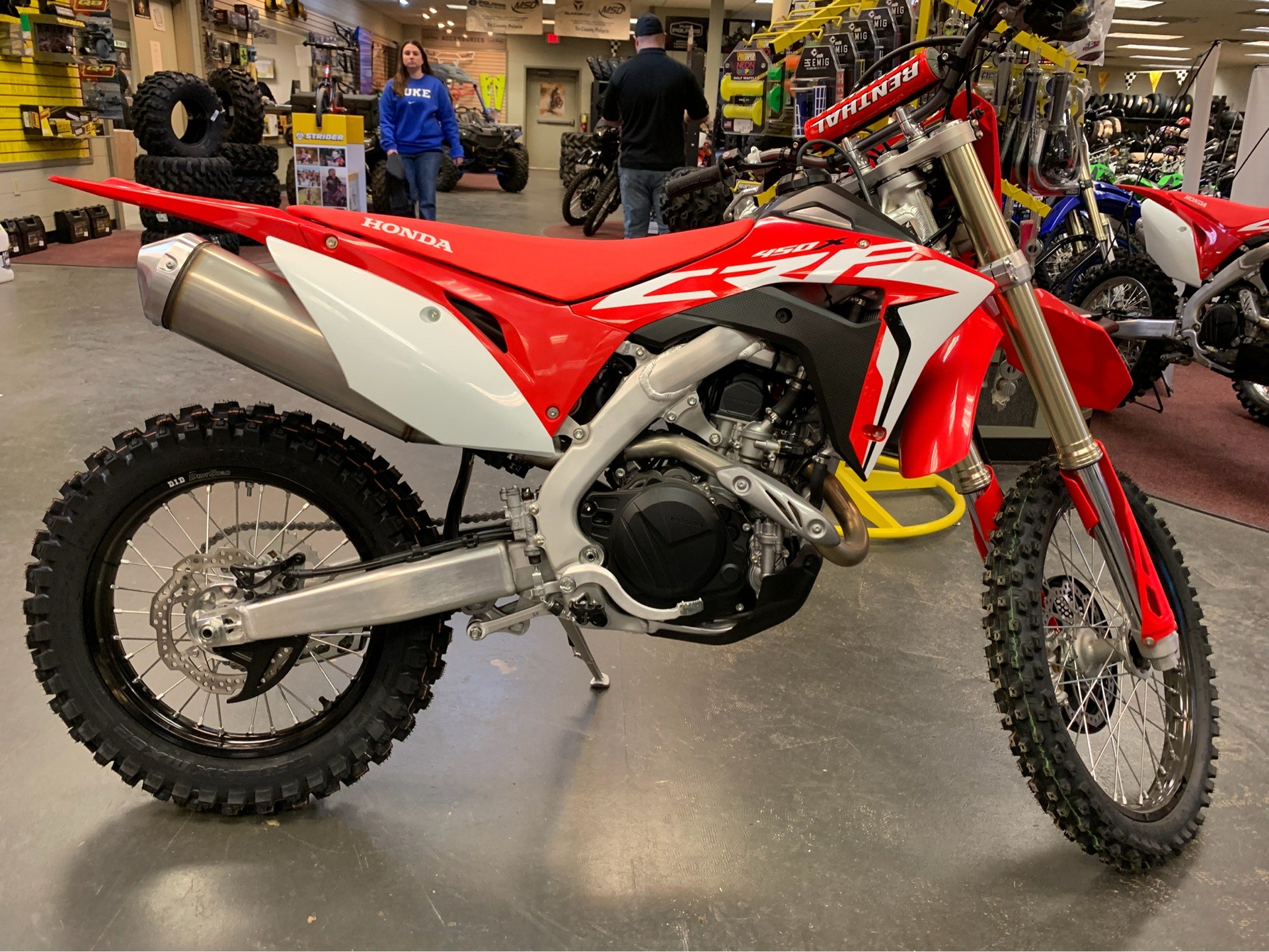 2019 Honda CRF450X in Petersburg, West Virginia - Photo 1