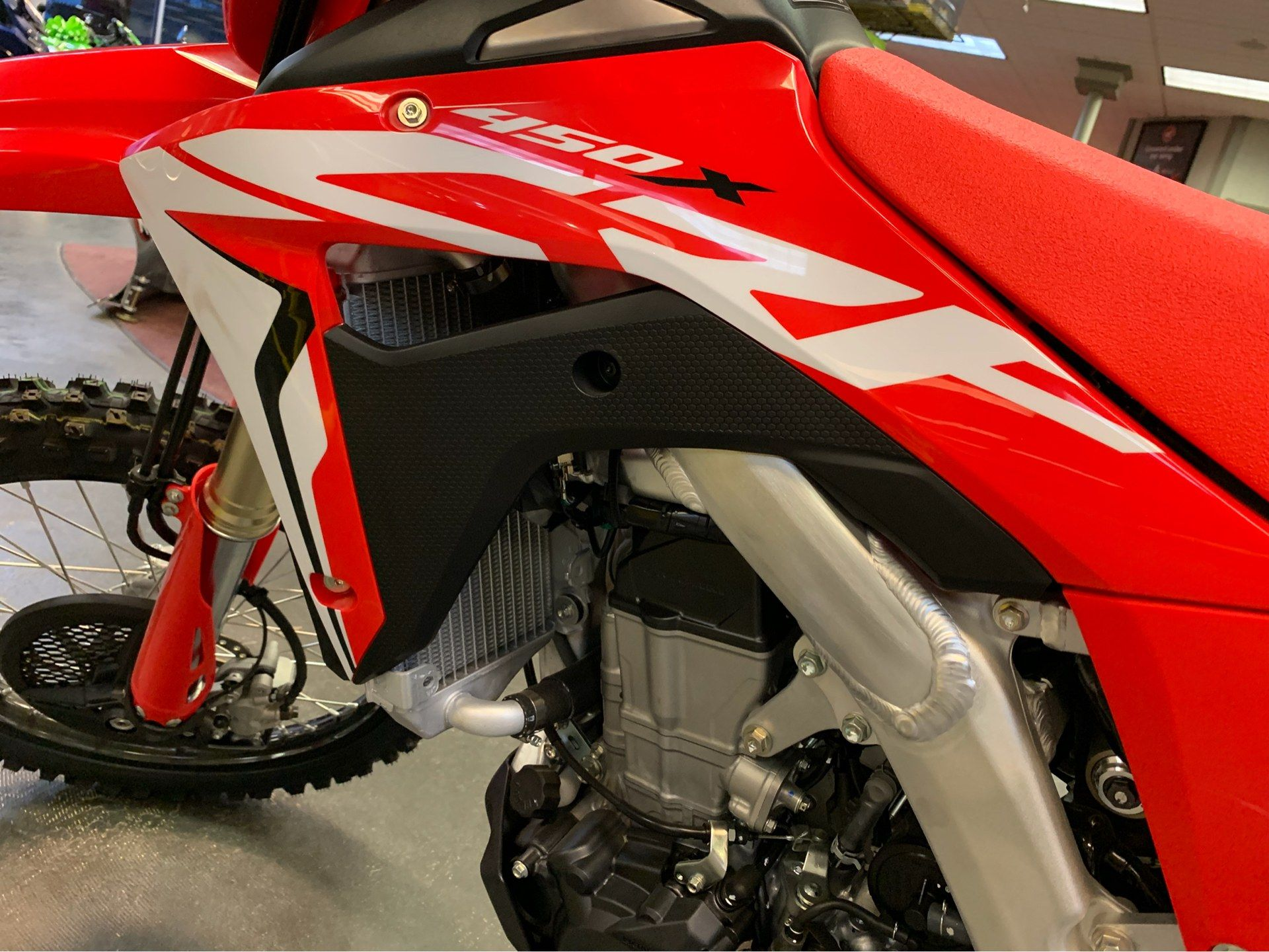 2019 Honda CRF450X in Petersburg, West Virginia - Photo 7