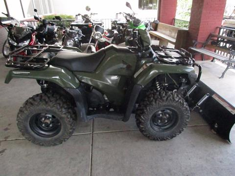 2015 Honda FourTrax® Foreman® Rubicon® 4x4 in Petersburg, West Virginia