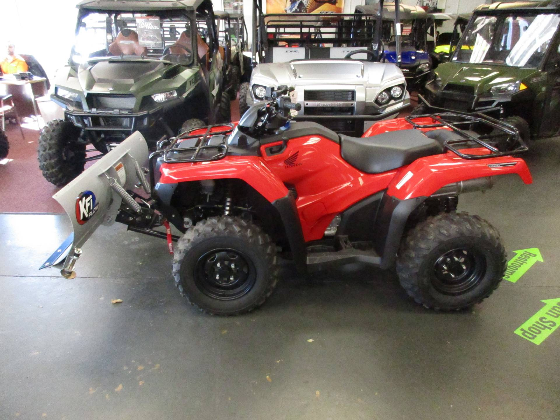 2016 Honda FourTrax Rancher 4X4 Automatic DCT IRS for sale 1122