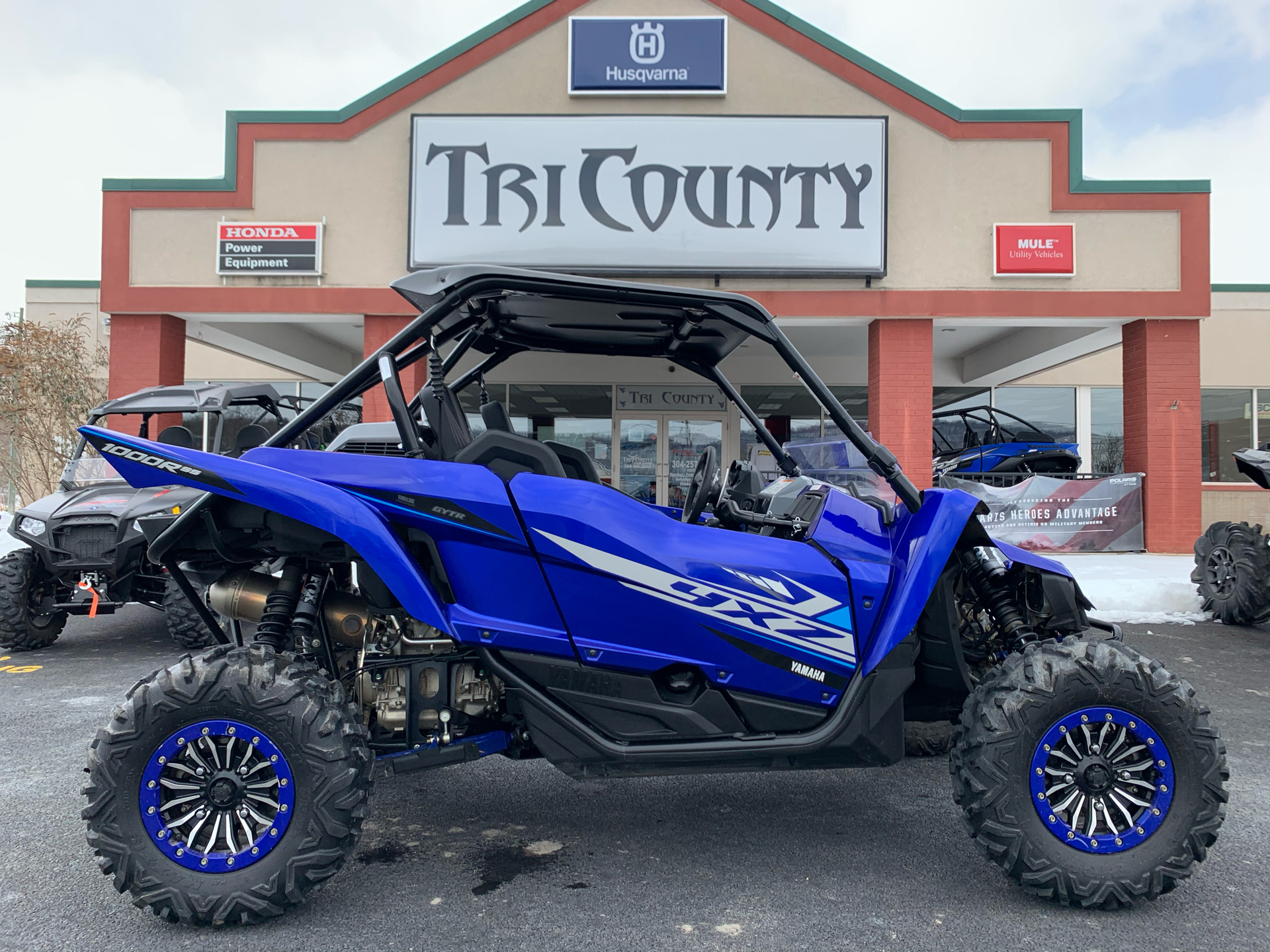 2020 Yamaha YXZ1000R SS SE in Petersburg, West Virginia - Photo 1