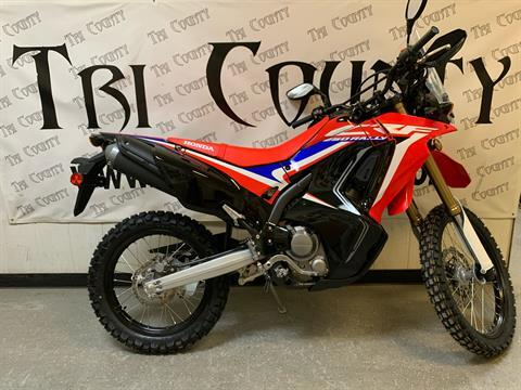 2020 Honda CRF250L Rally in Petersburg, West Virginia - Photo 3