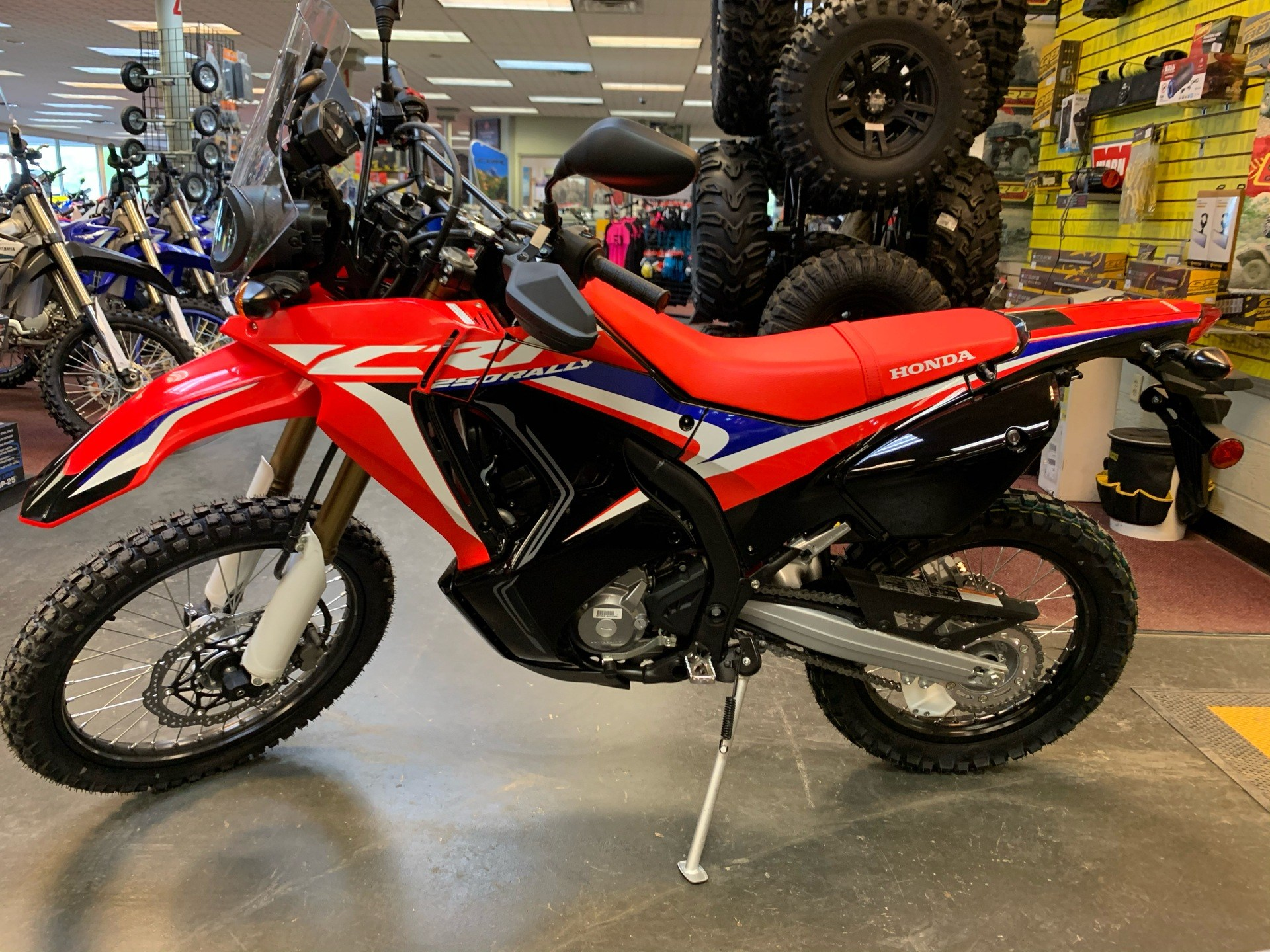 2020 Honda CRF250L Rally in Petersburg, West Virginia - Photo 1