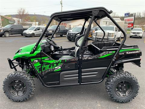 2021 Kawasaki Teryx S LE in Petersburg, West Virginia - Photo 4