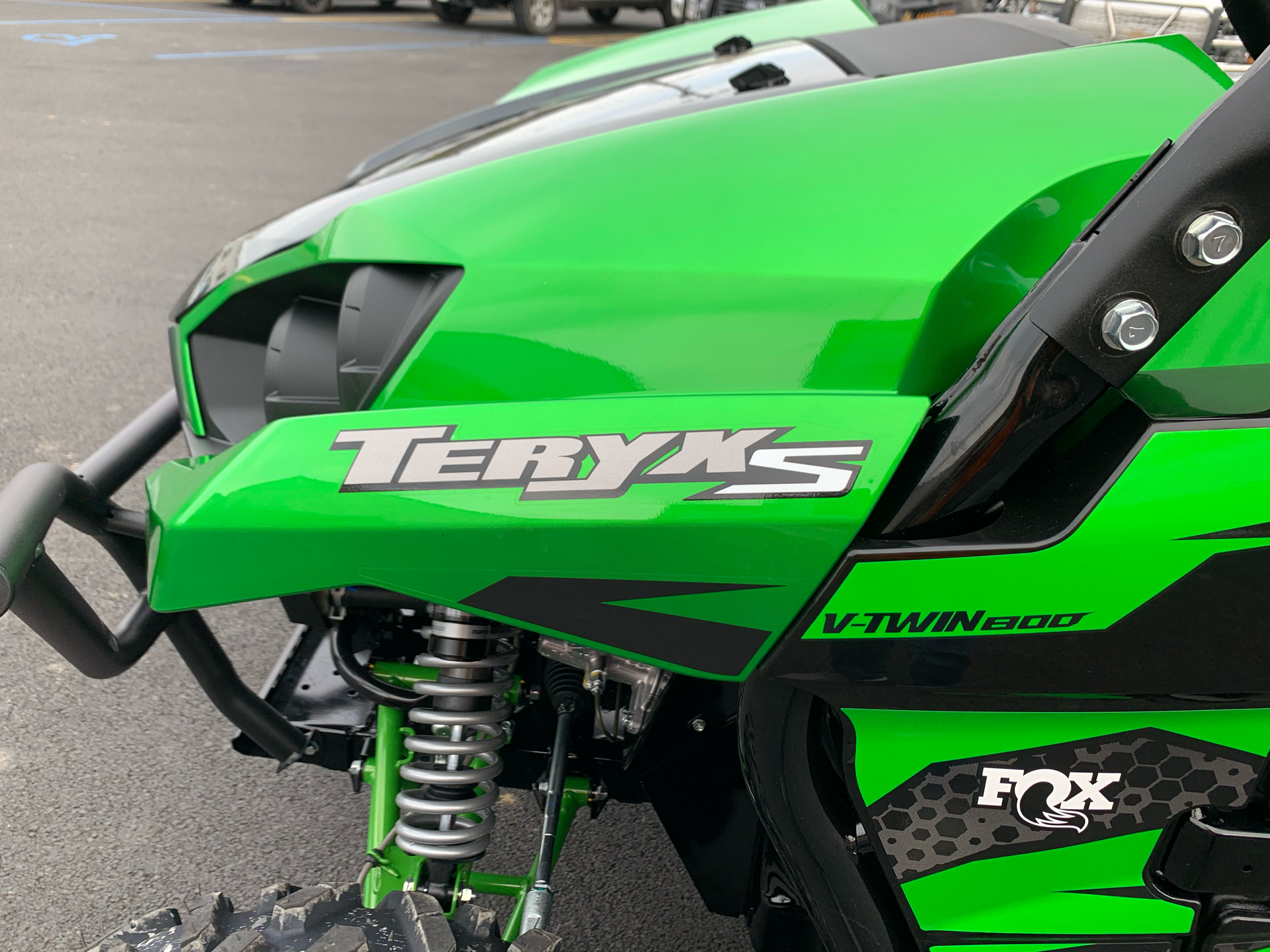 2021 Kawasaki Teryx S LE in Petersburg, West Virginia - Photo 10