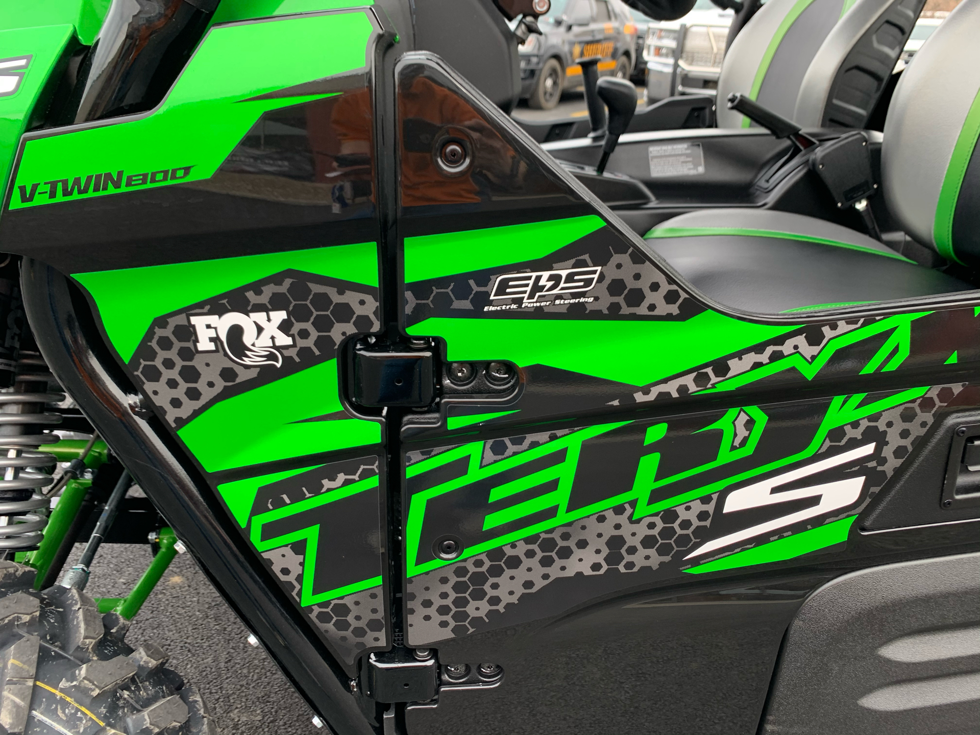 2021 Kawasaki Teryx S LE in Petersburg, West Virginia - Photo 11
