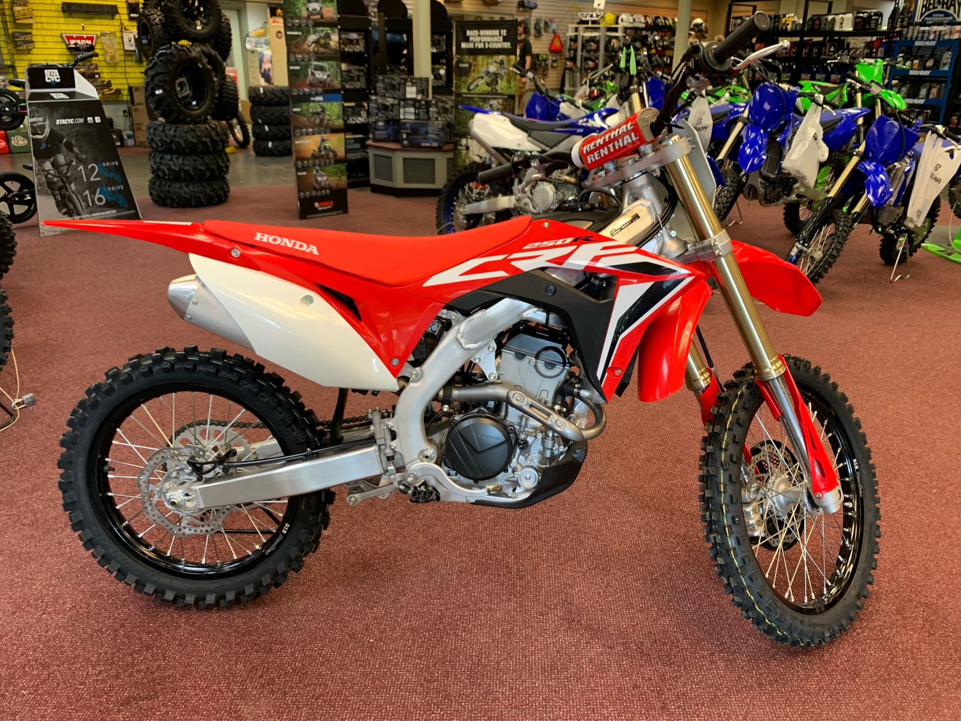 2021 Honda CRF250R in Petersburg, West Virginia - Photo 1