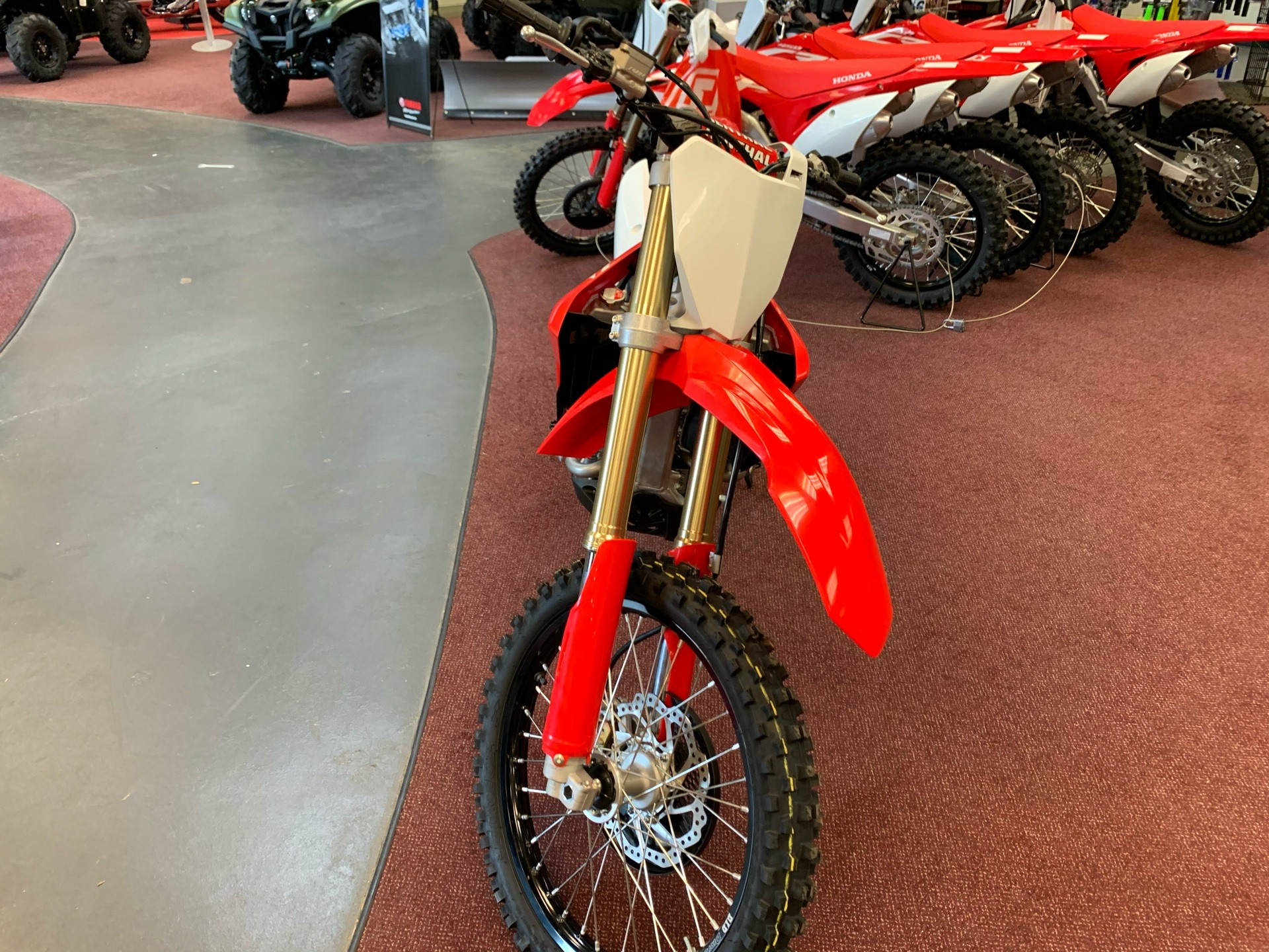 2021 Honda CRF250R in Petersburg, West Virginia - Photo 2