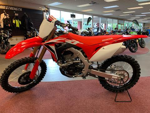 2021 Honda CRF250R in Petersburg, West Virginia - Photo 3