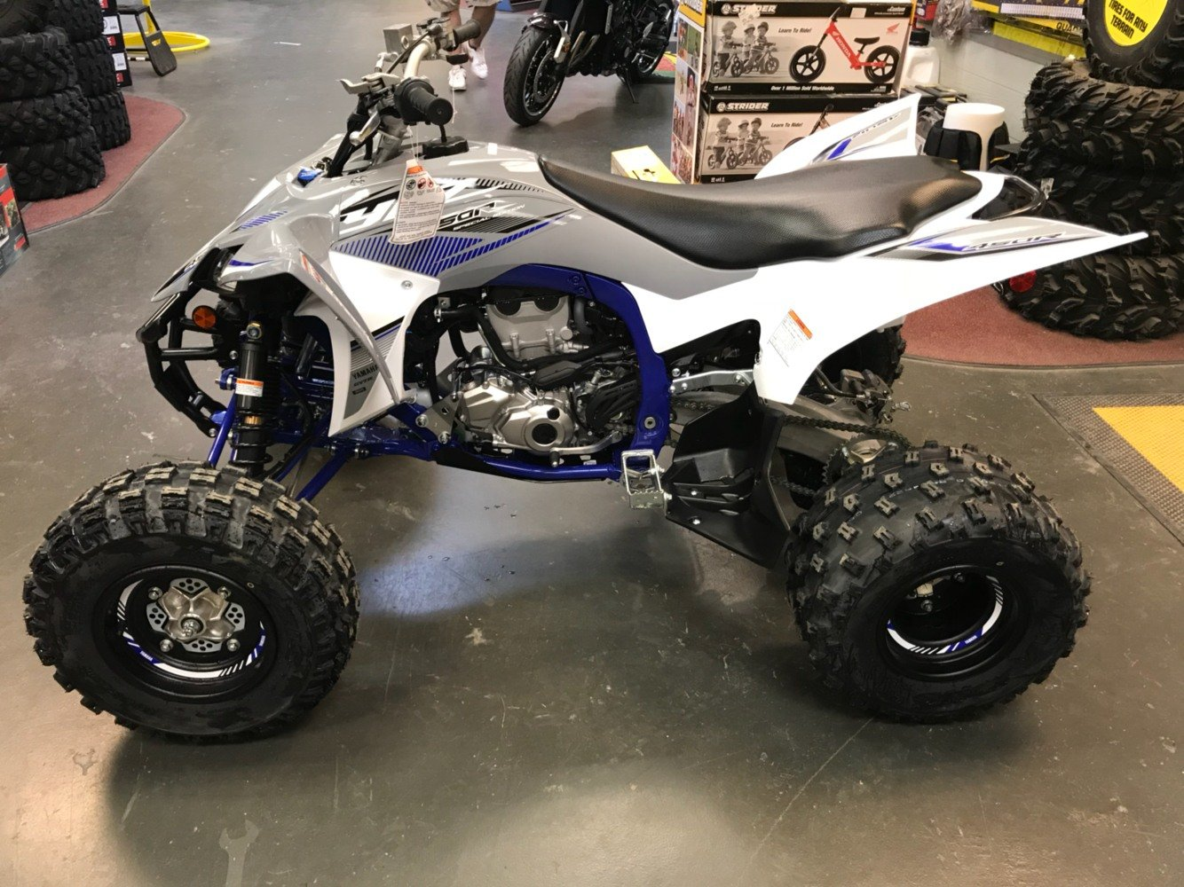 2019 Yamaha YFZ450R SE in Petersburg, West Virginia
