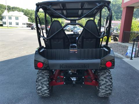 2019 Kawasaki Teryx4 LE in Petersburg, West Virginia