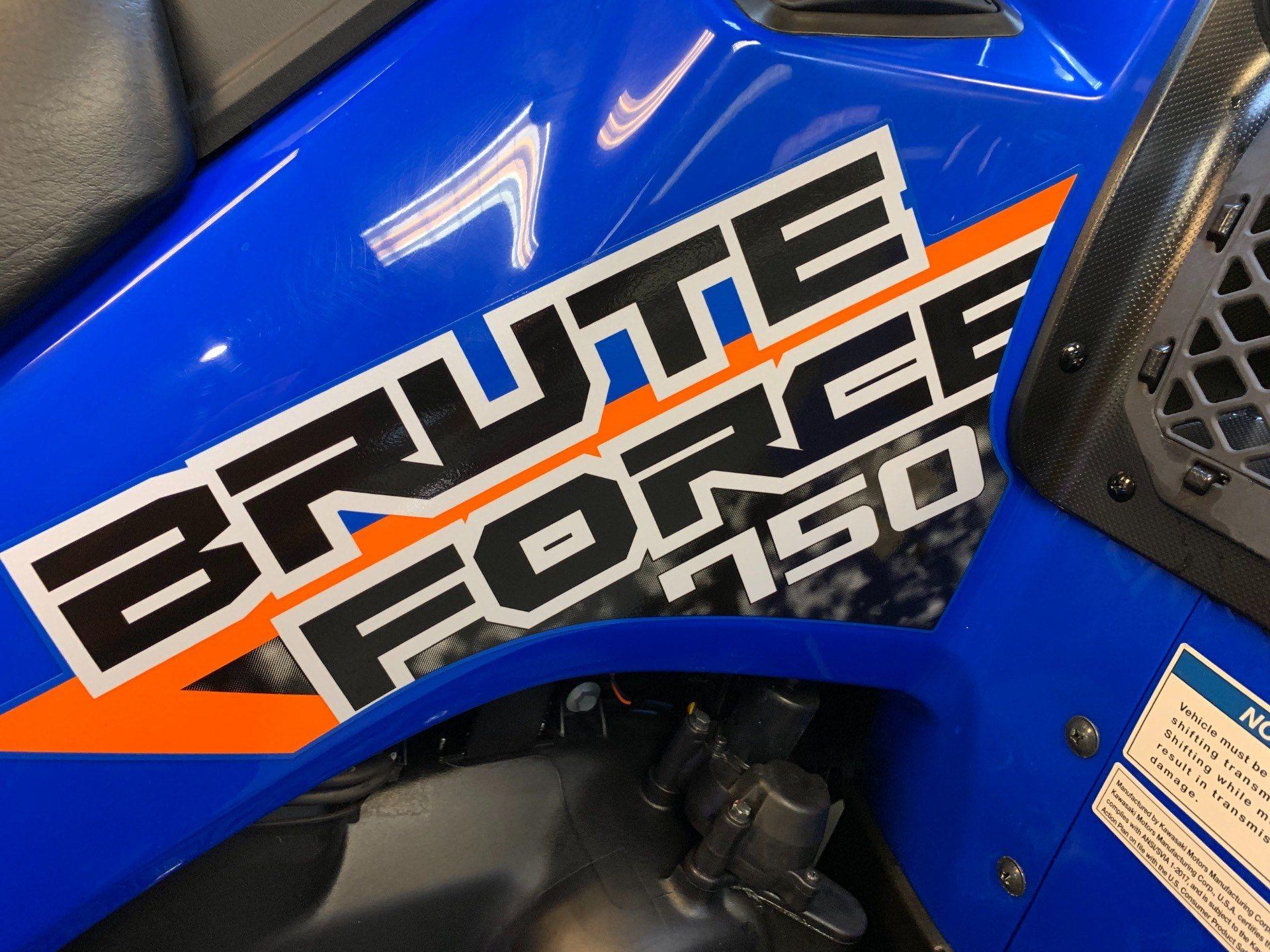 2019 Kawasaki Brute Force 750 4x4i EPS 5