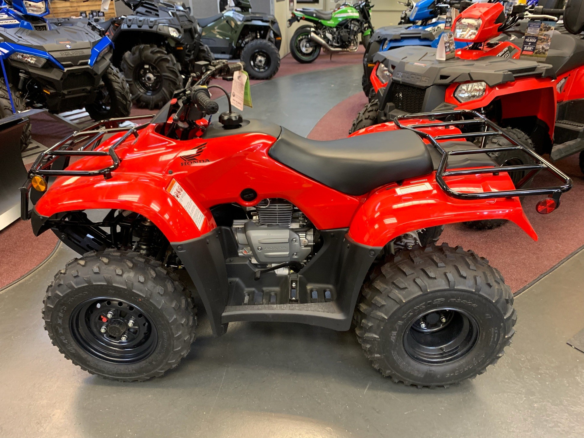 2019 Honda FourTrax Recon 1