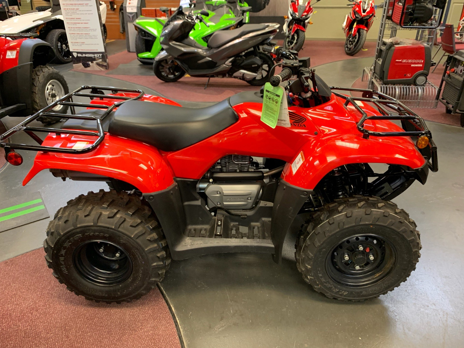 2019 Honda FourTrax Recon 4