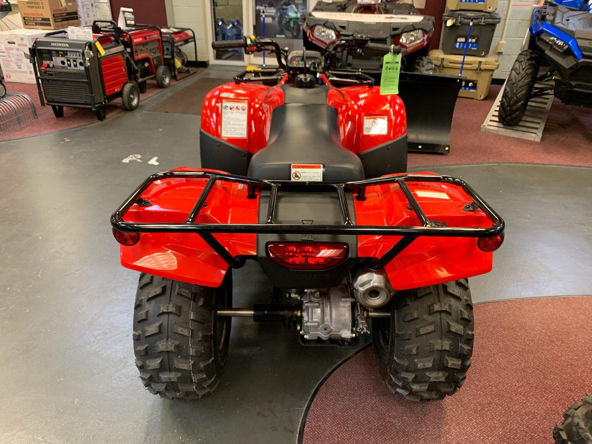 2019 Honda FourTrax Recon 5