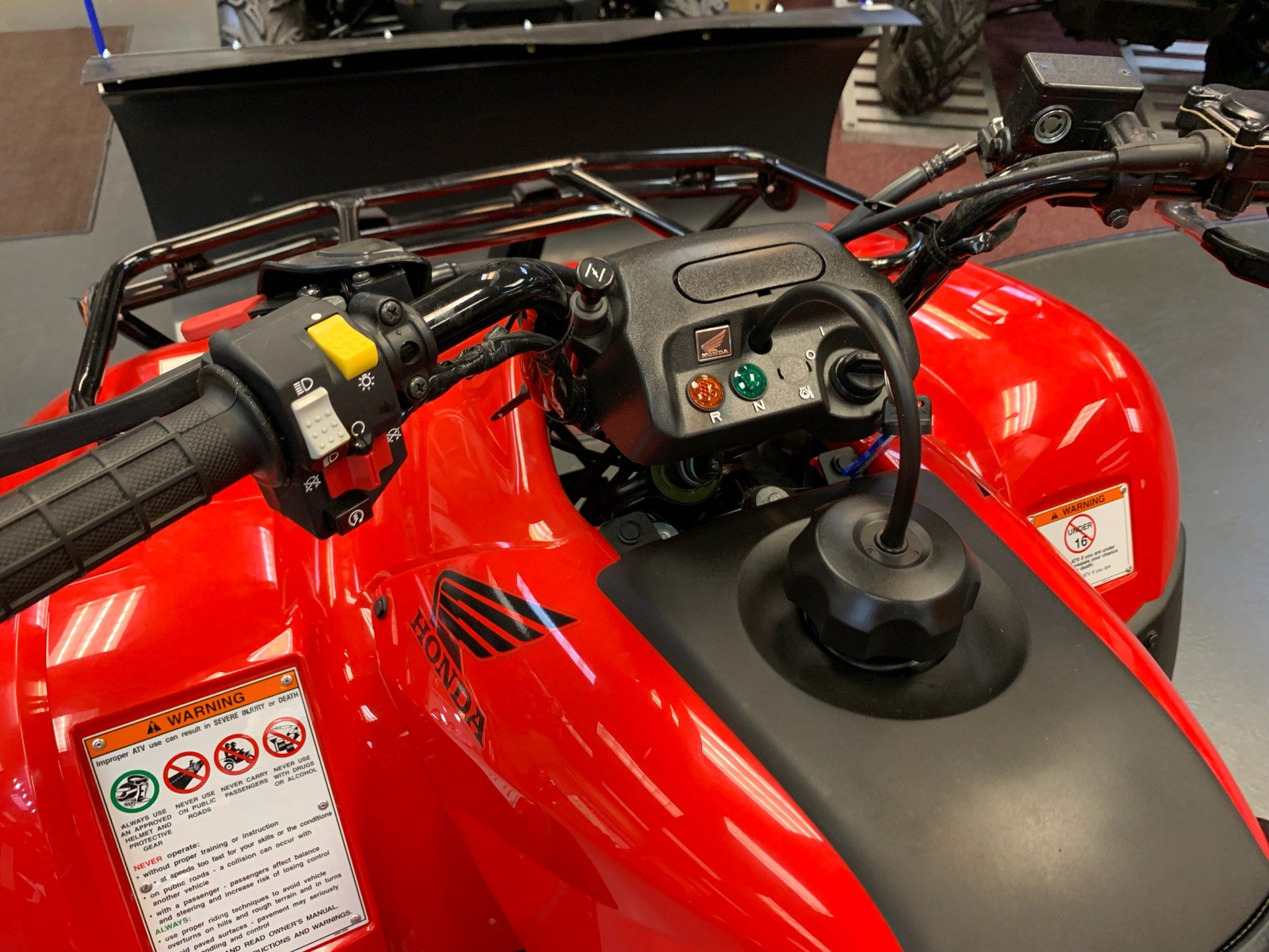 2019 Honda FourTrax Recon 6
