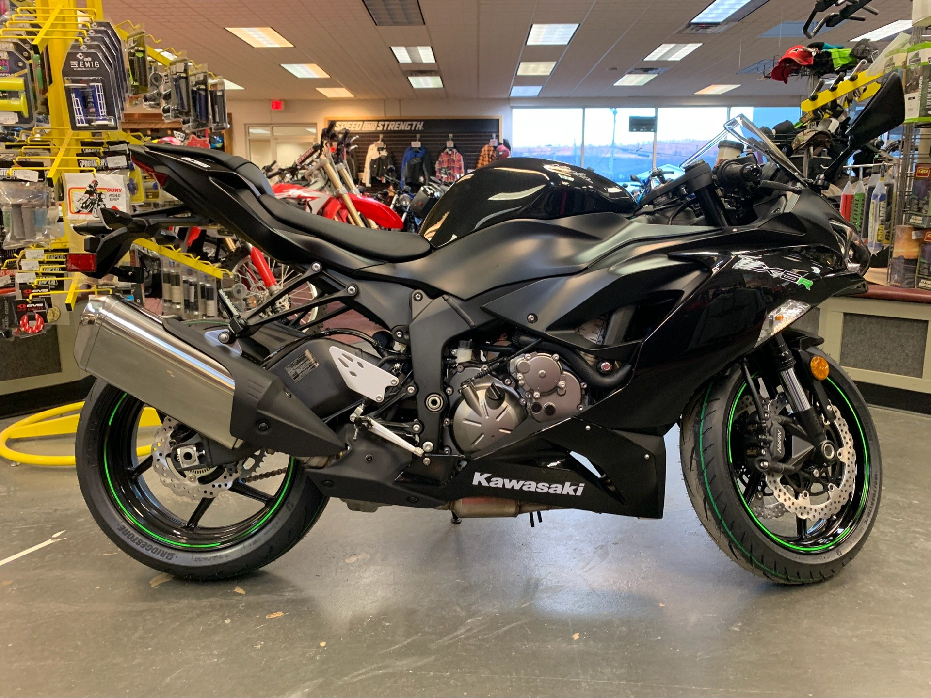 2019 Kawasaki Ninja Zx 6r Motorcycles Petersburg West Virginia