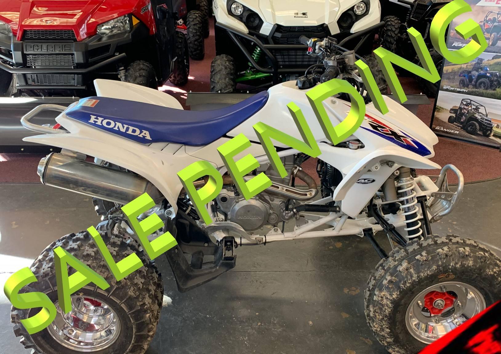 2014 Honda TRX450R for sale 3984