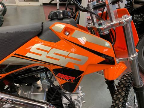 2019 SSR Motorsports SRN125 in Petersburg, West Virginia