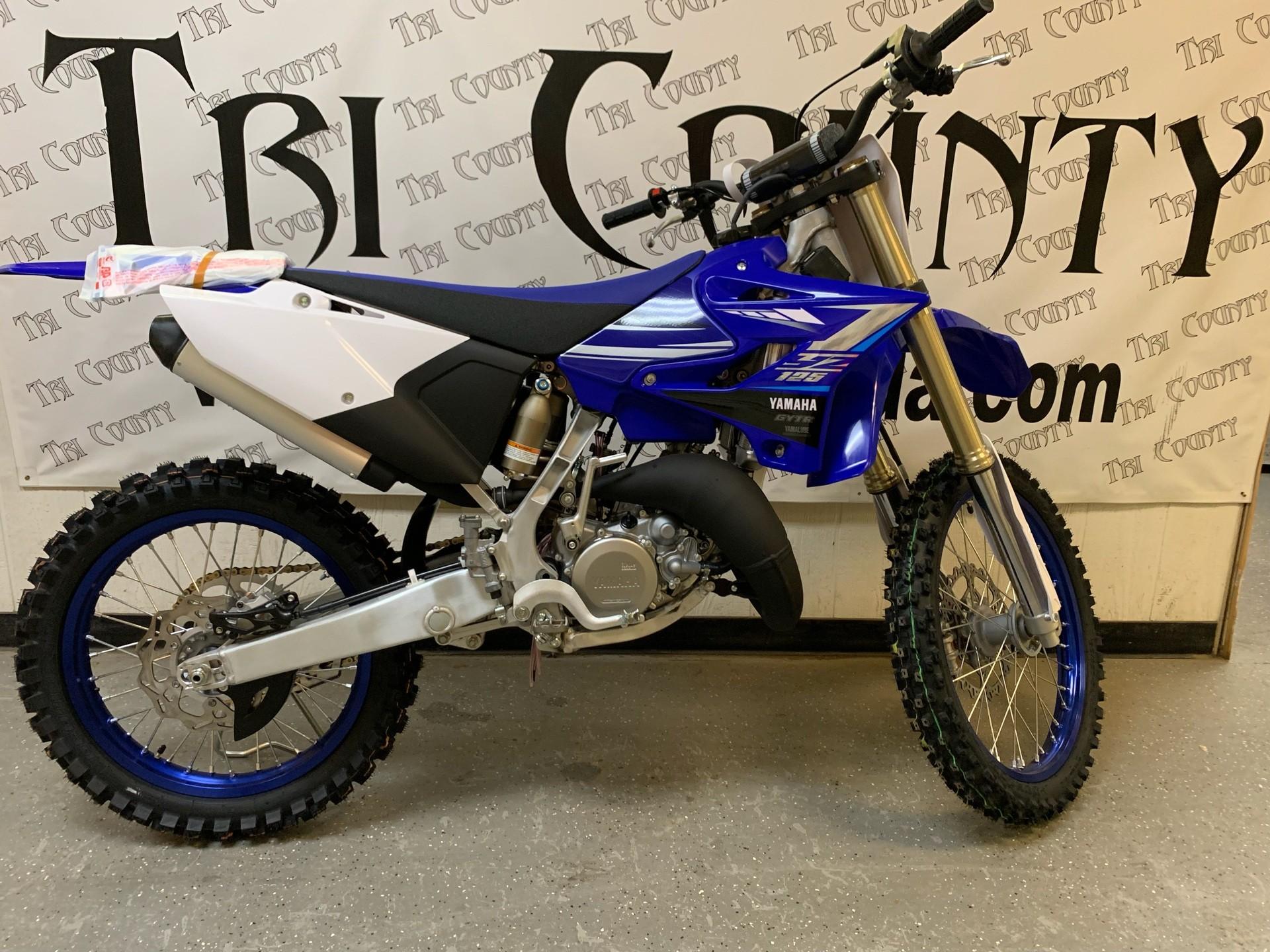 2020 Yamaha YZ125 in Petersburg, West Virginia