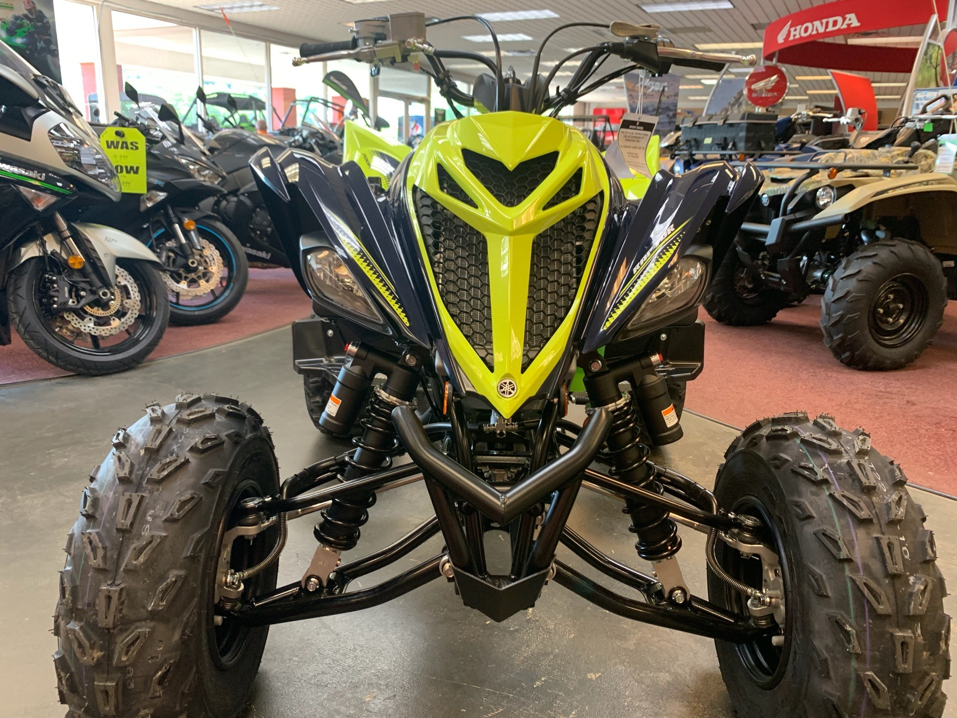 2020 Yamaha Raptor 700R SE in Petersburg, West Virginia - Photo 3