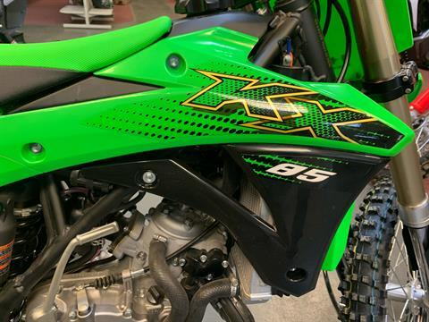 2020 Kawasaki KX 85 in Petersburg, West Virginia - Photo 6