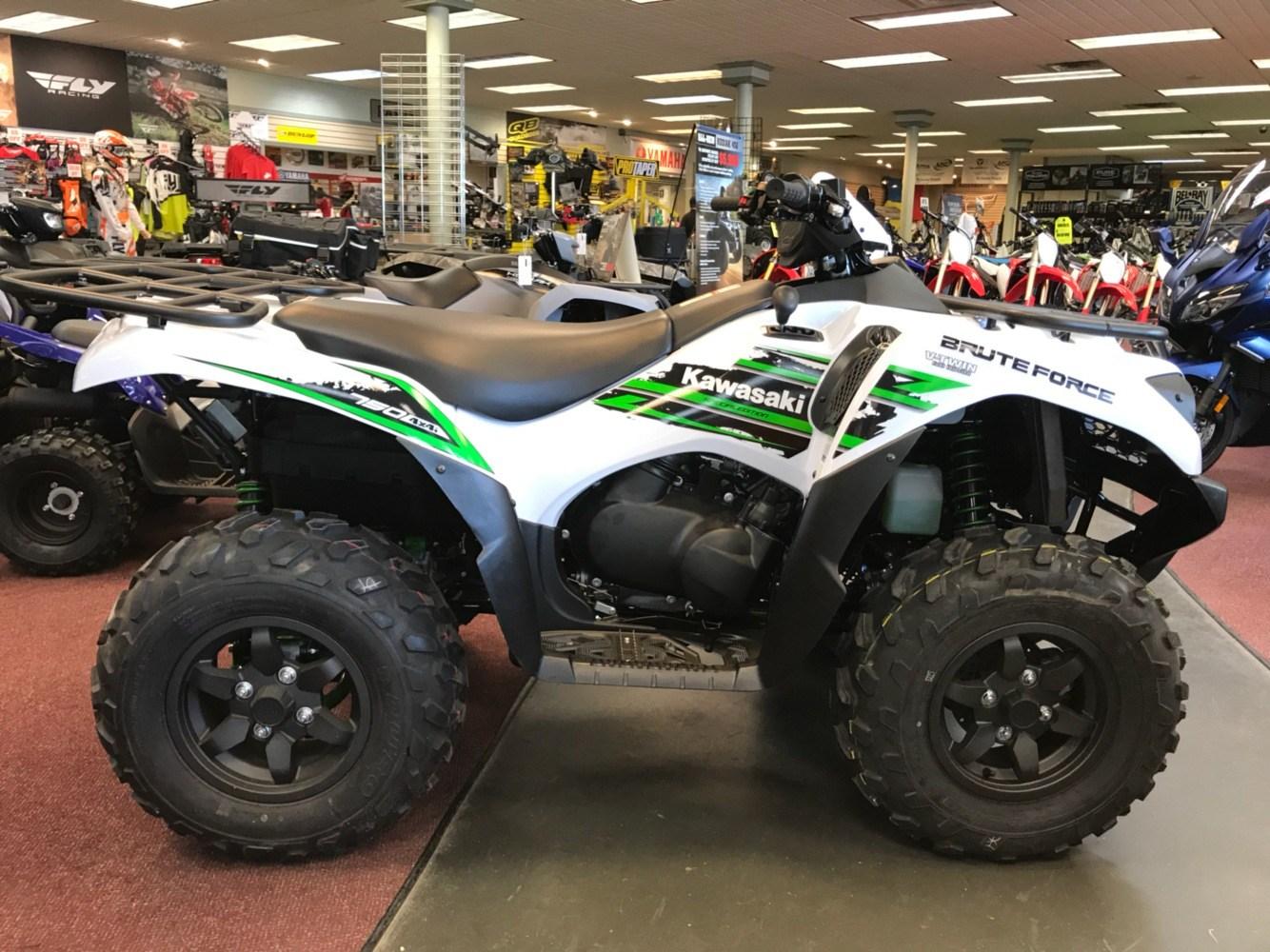 2018 Kawasaki Brute Force 750 4x4i EPS 1