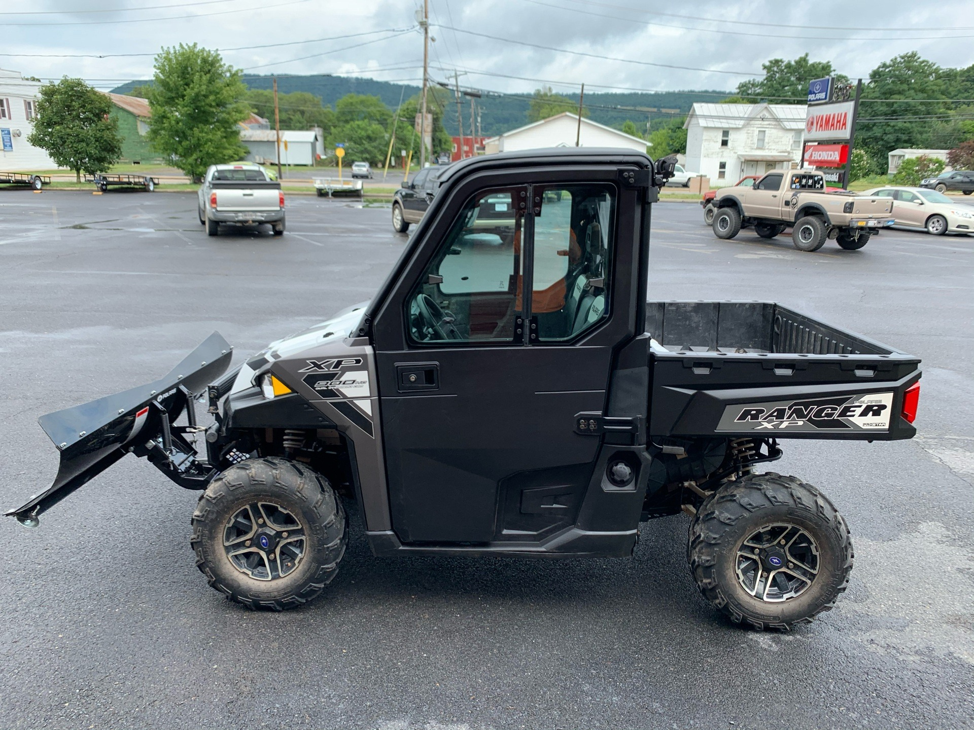 2016 Polaris Ranger XP 900 EPS in Petersburg, West Virginia - Photo 3
