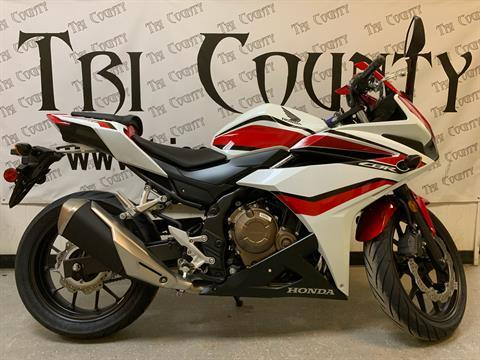 2018 Honda CBR500R in Petersburg, West Virginia - Photo 1
