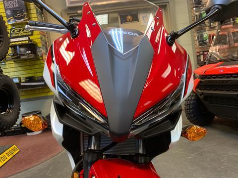 2018 Honda CBR500R in Petersburg, West Virginia - Photo 10