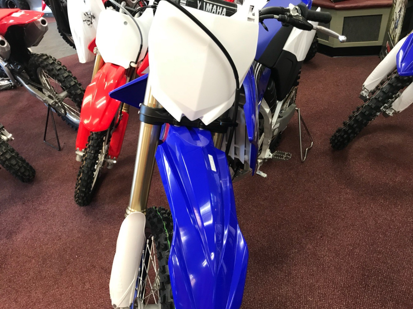 2019 Yamaha YZ125 in Petersburg, West Virginia