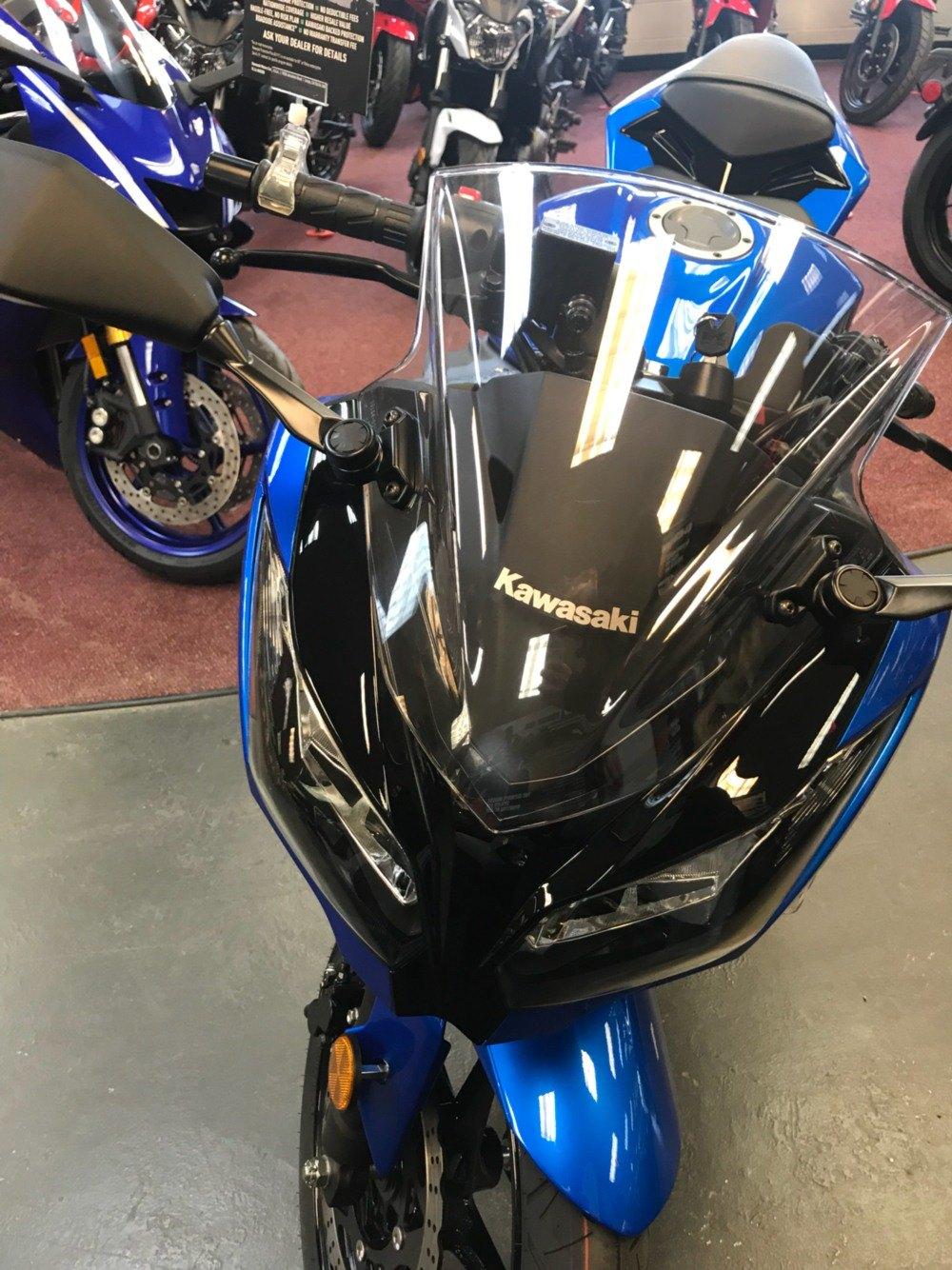 2017 Kawasaki Ninja 300 3