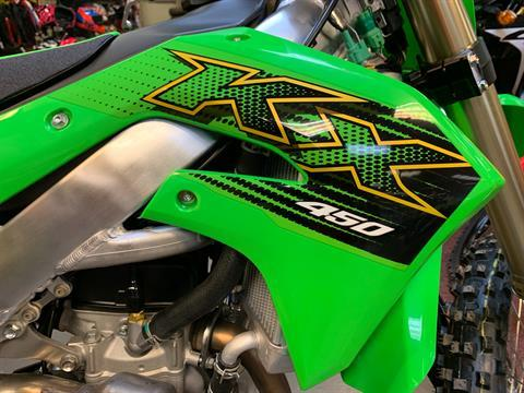2020 Kawasaki KX 450 in Petersburg, West Virginia - Photo 6