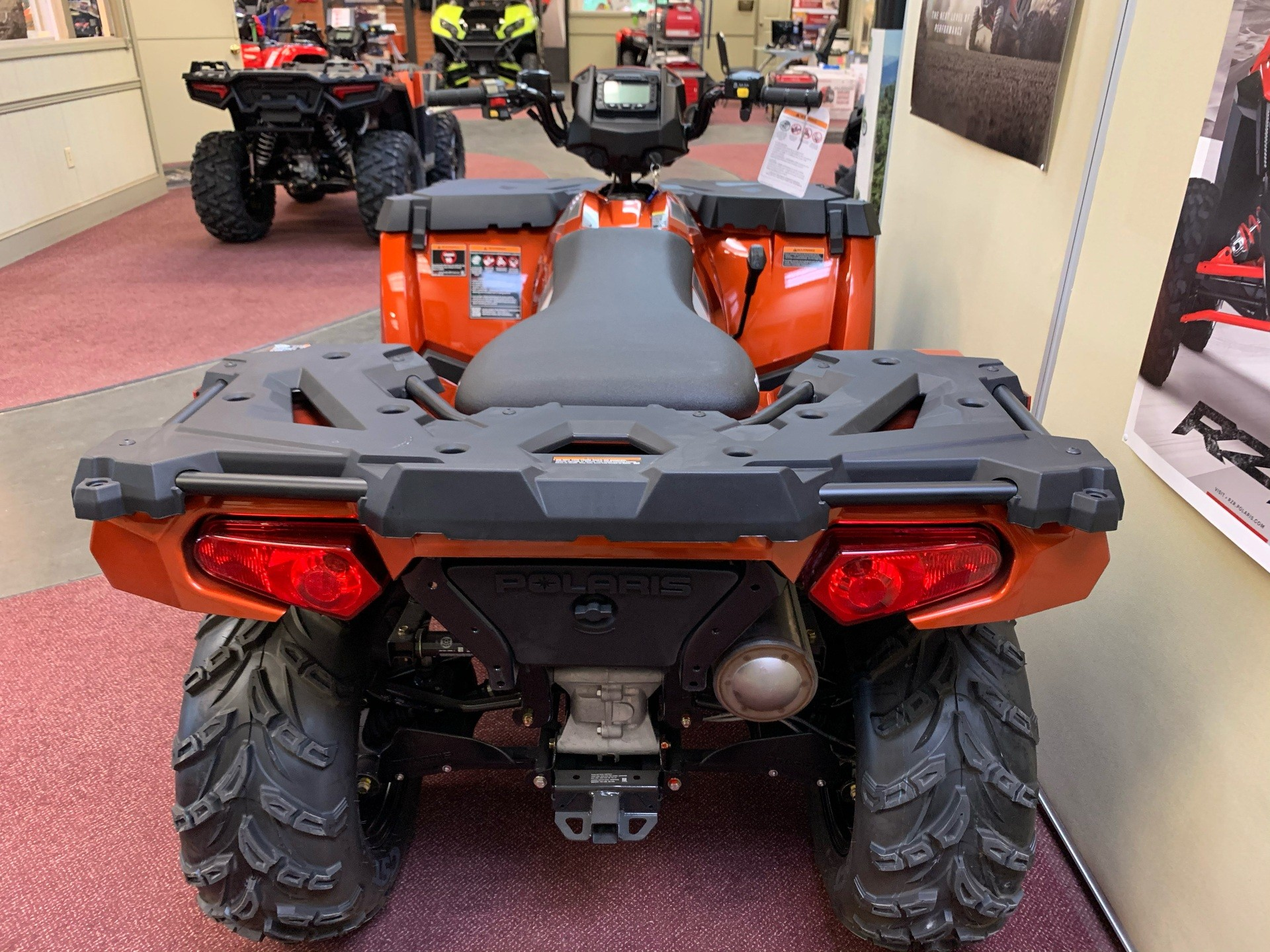 2020 Polaris Sportsman 570 Premium in Petersburg, West Virginia - Photo 3