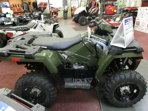 2017 Polaris Sportsman 450 H.O. EPS in Petersburg, West Virginia