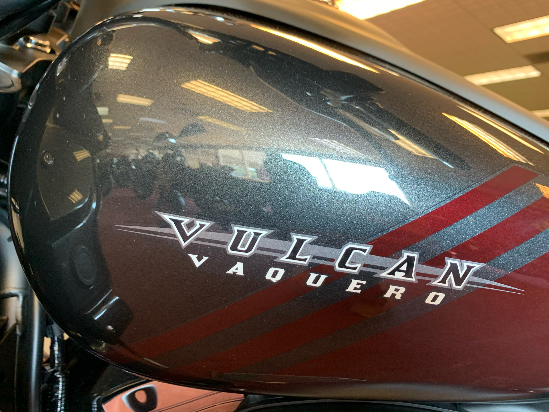 2021 Kawasaki Vulcan 1700 Vaquero ABS in Petersburg, West Virginia - Photo 7