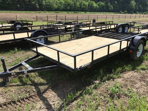 2019 Carry-On Trailers 7X14 in Petersburg, West Virginia