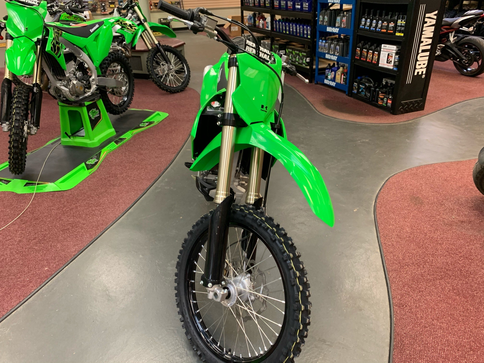 2021 Kawasaki KX 250X in Petersburg, West Virginia - Photo 2