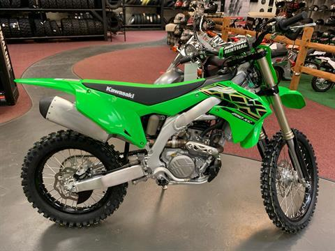 2021 Kawasaki KX 250X in Petersburg, West Virginia - Photo 3