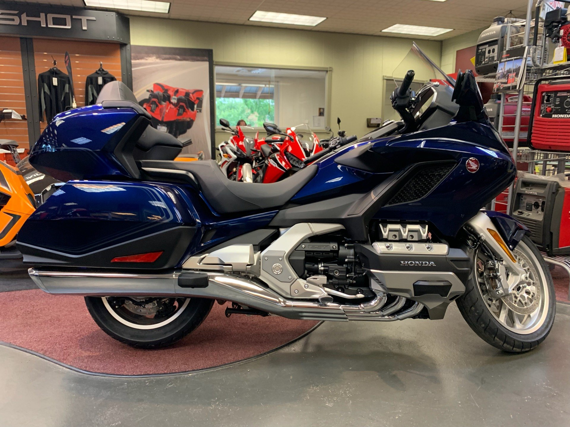 2019 Honda Gold Wing Tour Automatic DCT 1