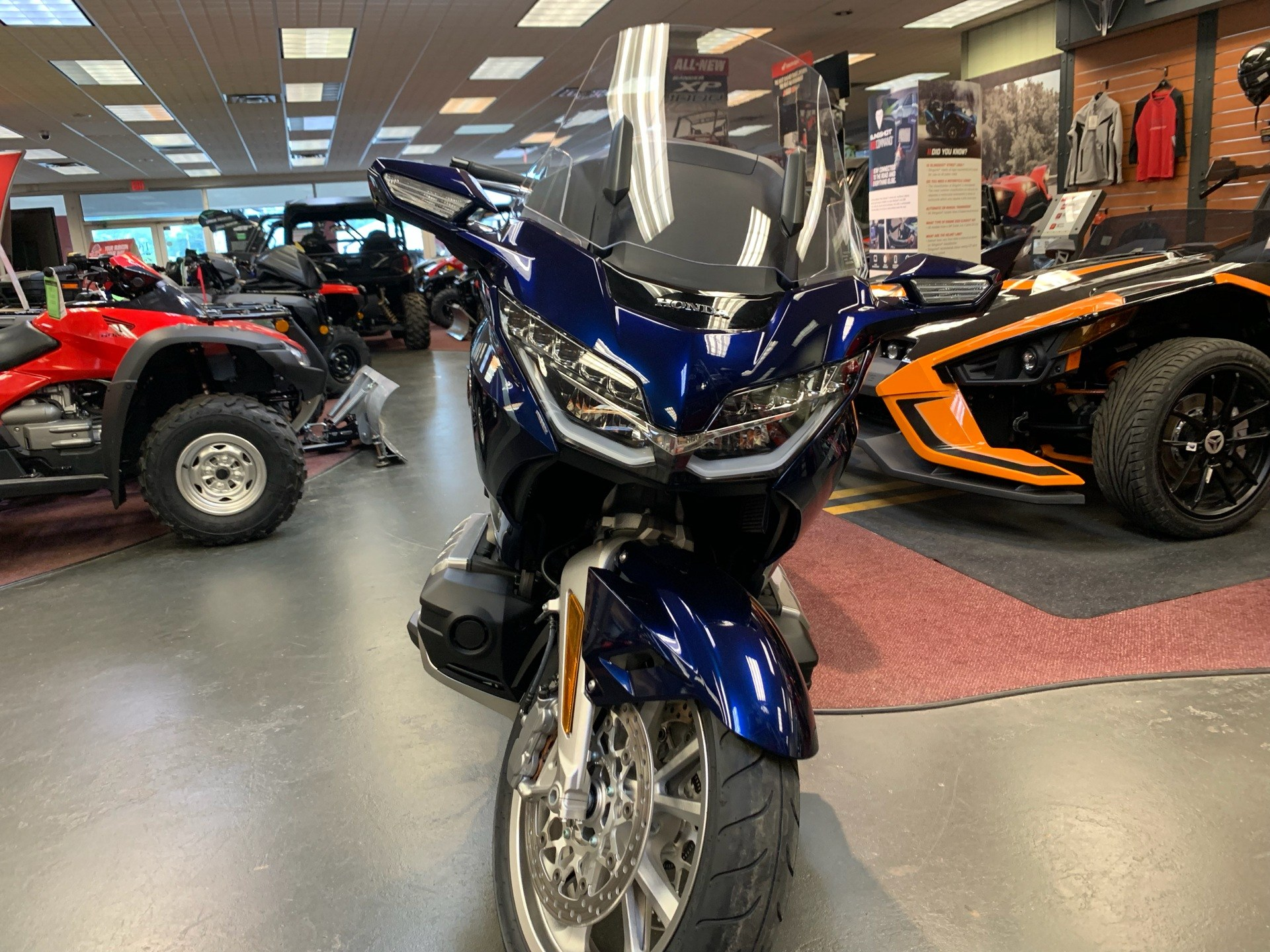 2019 Honda Gold Wing Tour Automatic DCT 3