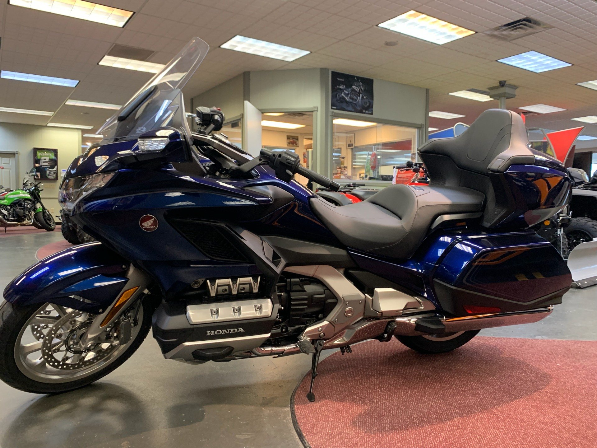 2019 Honda Gold Wing Tour Automatic DCT 4