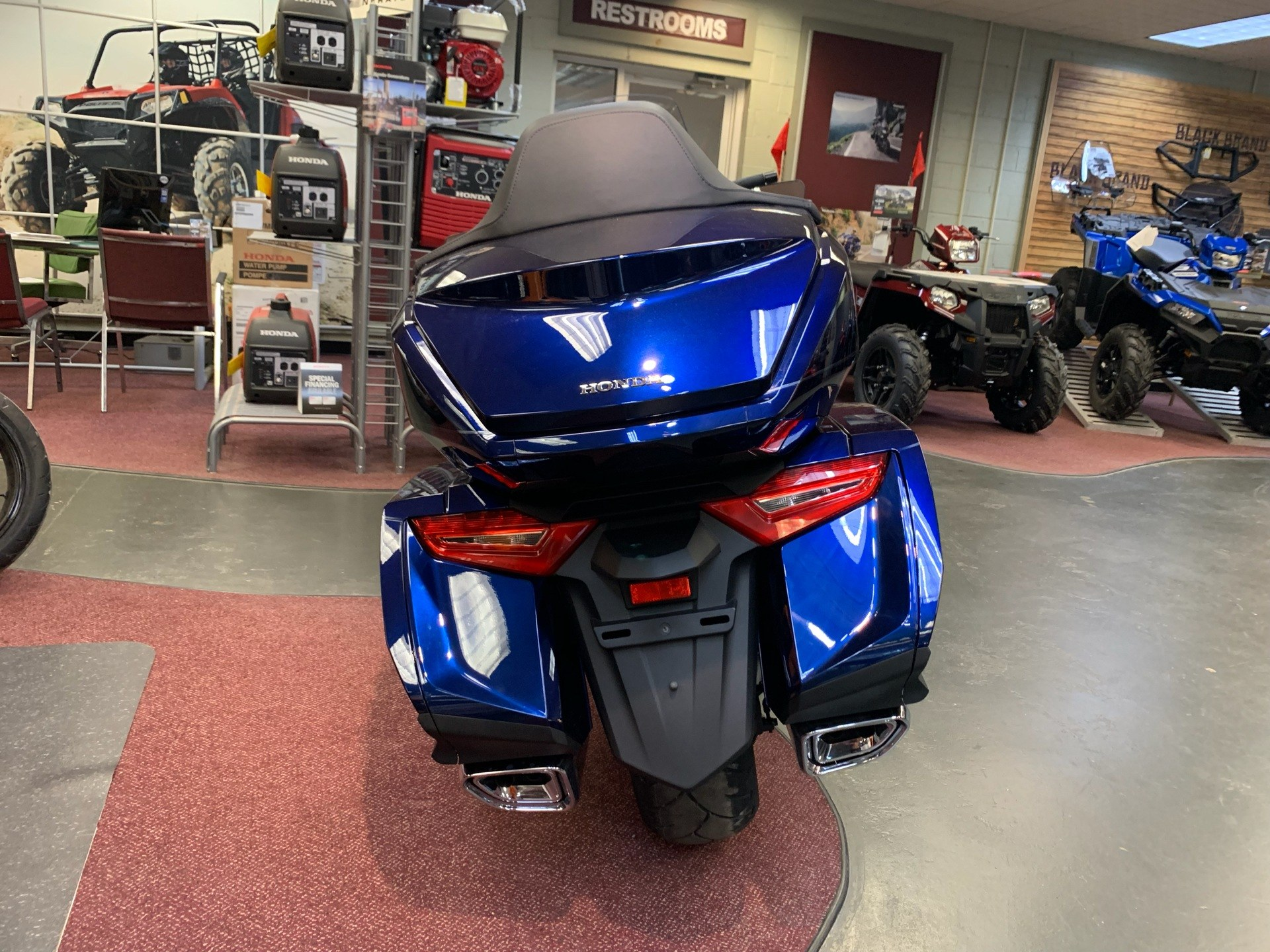 2019 Honda Gold Wing Tour Automatic DCT 5