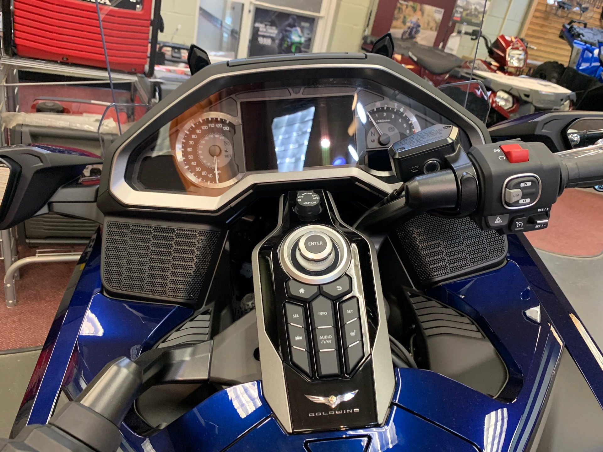 2019 Honda Gold Wing Tour Automatic DCT 6
