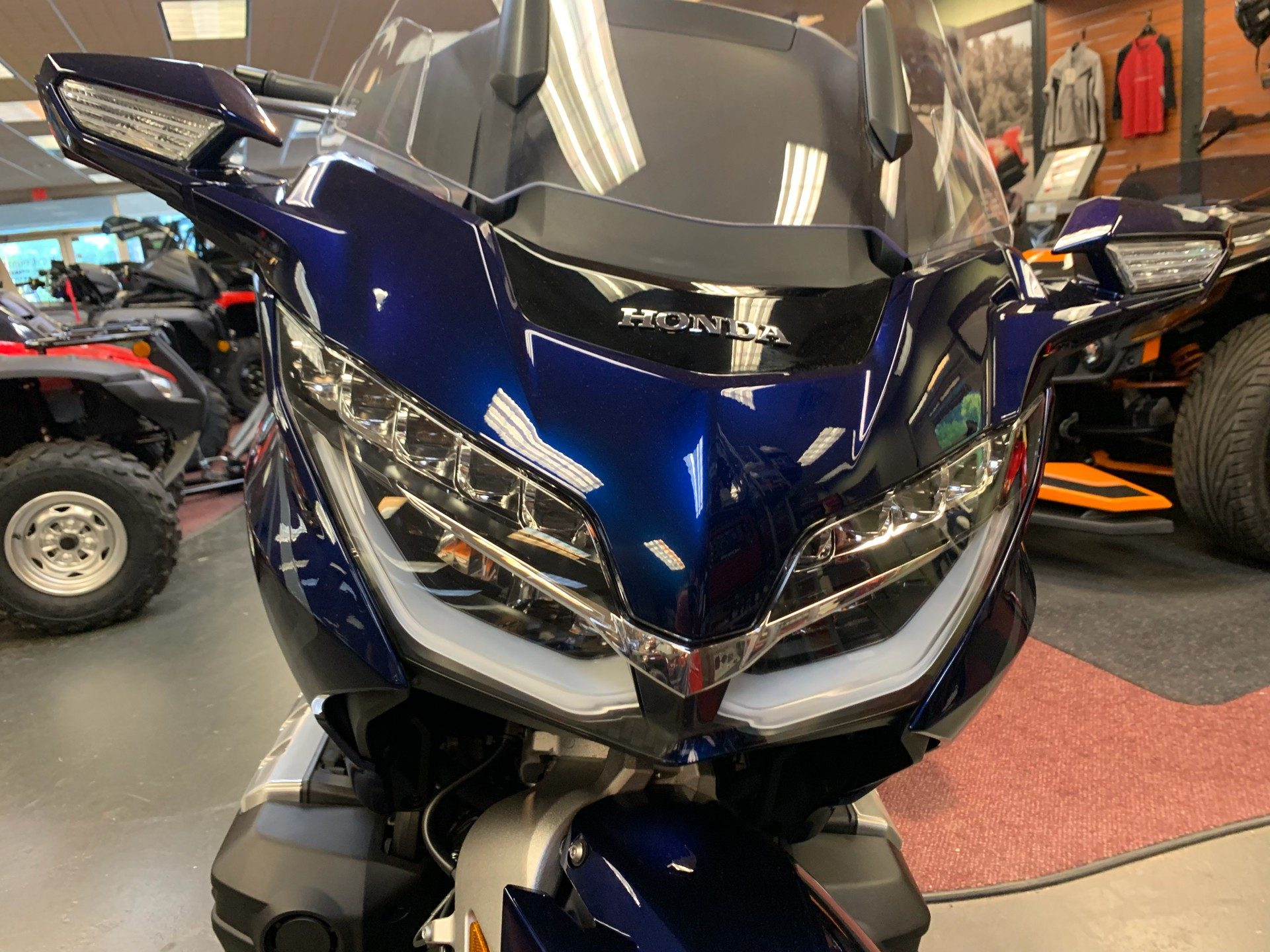 2019 Honda Gold Wing Tour Automatic DCT 11