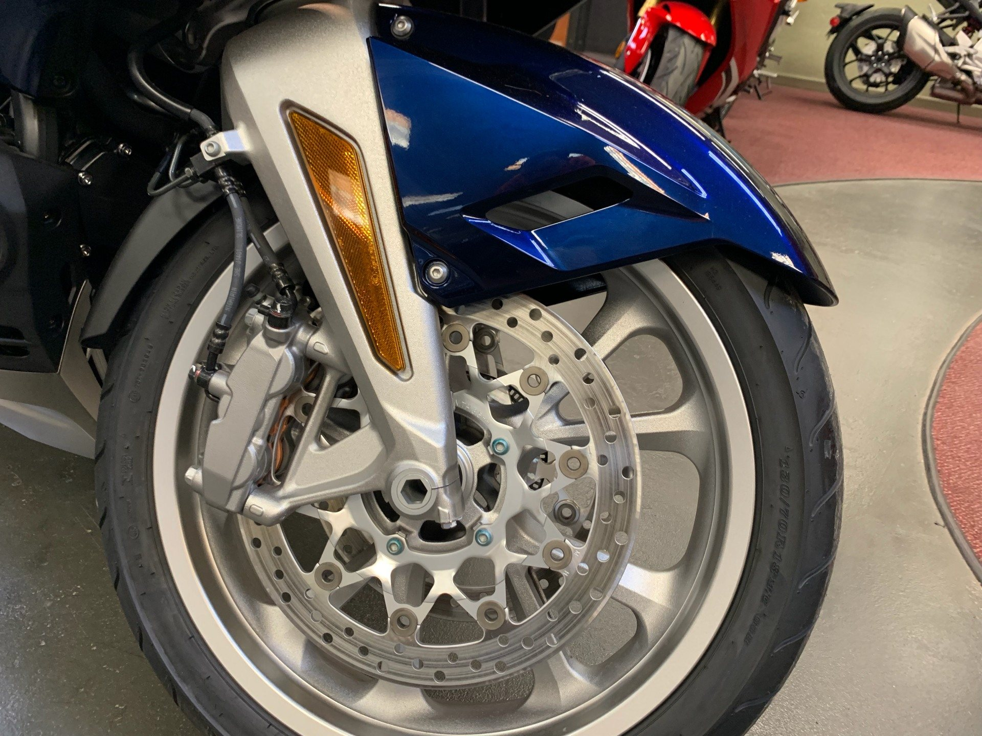 2019 Honda Gold Wing Tour Automatic DCT 12