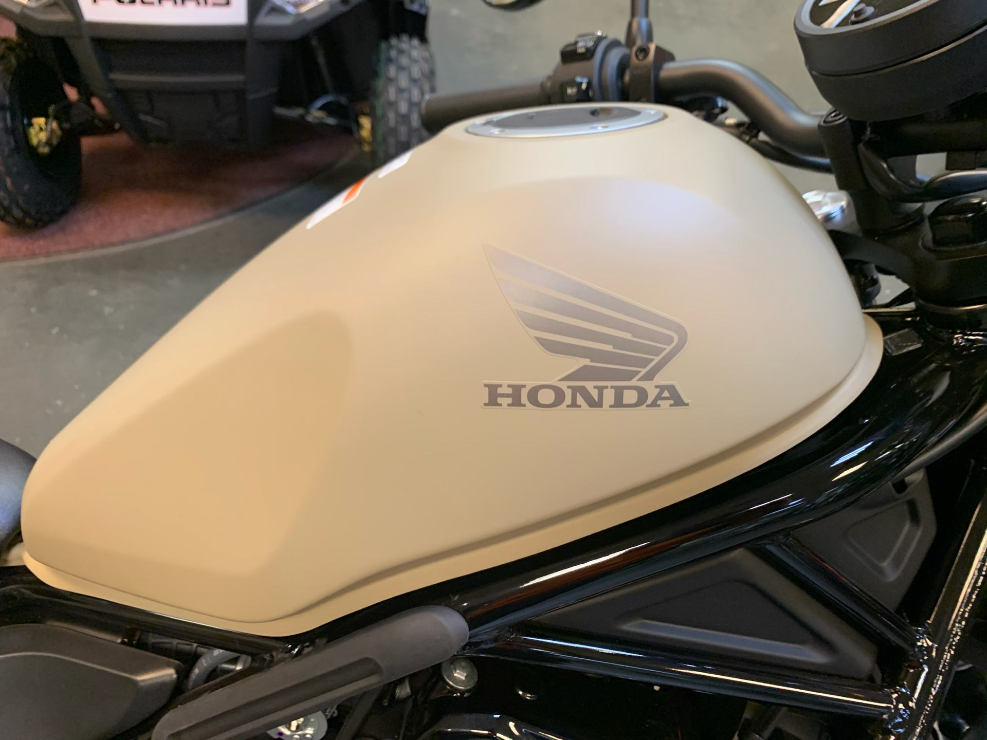 2019 Honda Rebel 500 in Petersburg, West Virginia - Photo 5